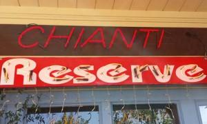 Chianti Reserve - fine Italian food in Pleasanton CA