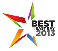 voted the Best Italian and Best Seafood in the East Bay by the Bay Area News Group.